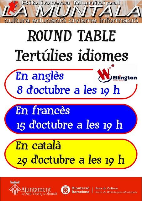 round table octubre