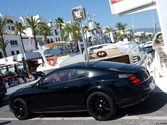 Bentley Continental Supersports (Jorge Villasante [Jore]) Tags: continental bentley puertobanus supersports bentleycontinentalsupersports