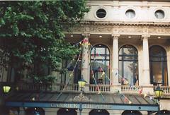 119 (Marine Duquesnoy) Tags: uk trip color building london film theatre garricktheatre