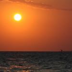 coucher de soleil avec felouque thumbnail