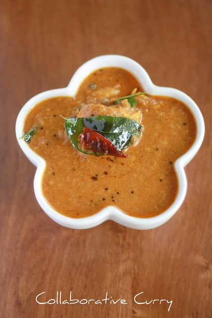 Chembu Curry