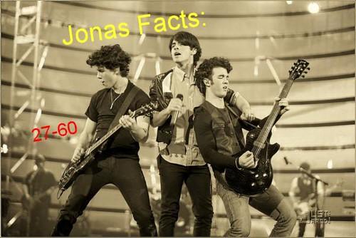 JONAS Facts: 27-60