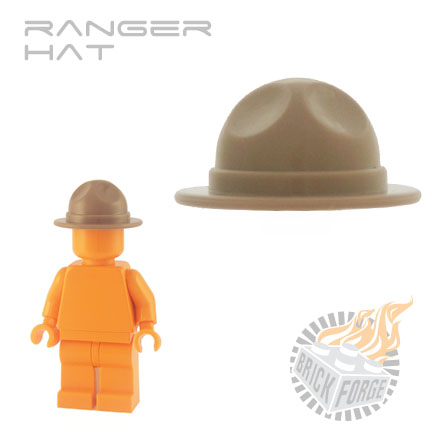 Ranger Hat - Dark Tan