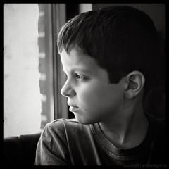 Thing 4 (Bob Boyd) Tags: leica bw window child ethan summicron m8 leicam8 leica35mmf2summicron