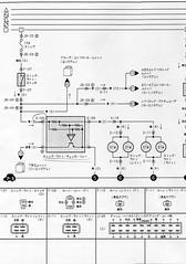 Eunos Cosmo Brake Light Relay 2 (Mazdas247) Tags: light wiring diagram brake cosmo electrical relay taillight schematic eunos