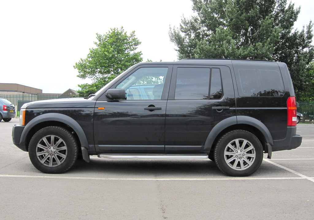 a5f2df1bef Land Rover Discovery 3 (Kingsdude Dave) Tags  black landrover discovery td  discovery3
