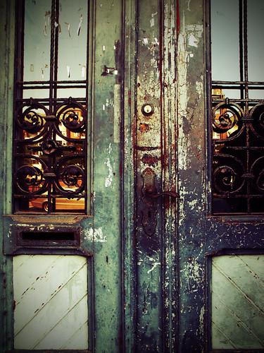 Alte Tür