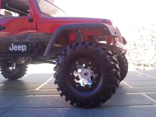 Jeep JK Blue HEMI 4913365561_0b9e50d3c8_z
