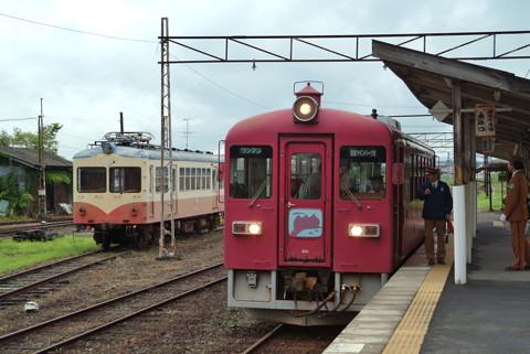 くりはら田園鉄道」解散式&動態...