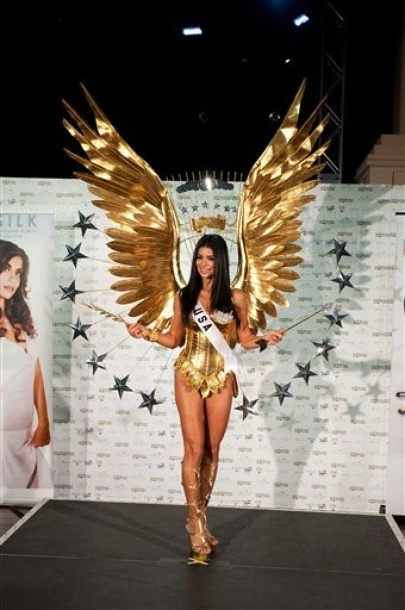 National Costume of Miss USA