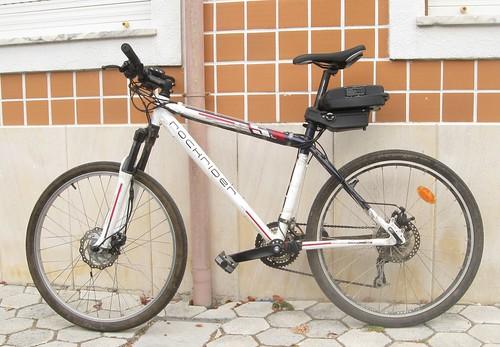 Montei a minha bicicleta eléctrica -- V1.0   Massa Crítica   Portugal 264cdd818c