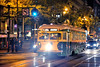 Market Street PCC trolley, near Union Square, San Francisco, California, August 21, 2010 (Ivan S. Abrams) Tags: trolley tram muni embarcadero fishermanswharf masstransit marketstreet lightrail streetcar trams tramway trolleys trolleycar pcc streetcars trolleycars tramways lightrailvehicle electricrailway ivansabrams presidentsconferencecommittee sanfranciscomunicipalrailways abramsandmcdanielinternationallawandeconomicdiplomacy ivansabramsarizonaattorney ivansabramsbauniversityofpittsburghjduniversityofpittsburghllmuniversityofarizonainternationallawyer