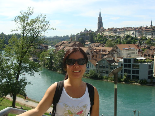 Me and the Aare River