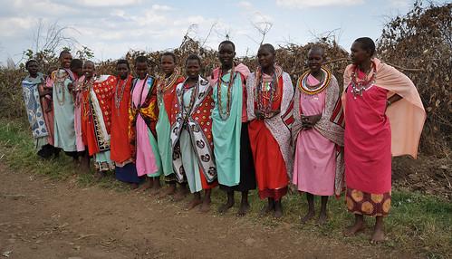 MasaiWomen