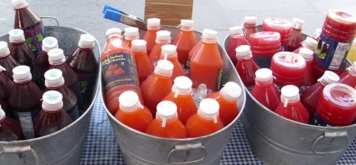 Red Jacket Orchard Juices