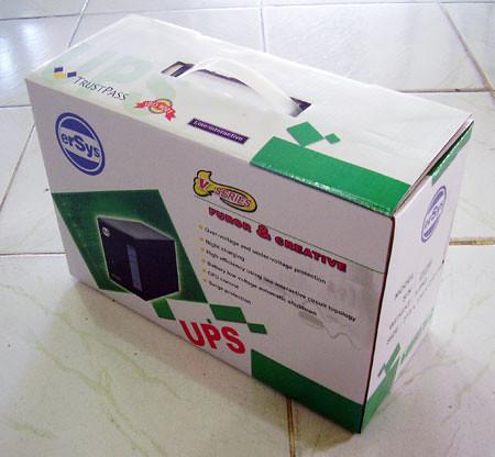 UPS-Ersys-600Va