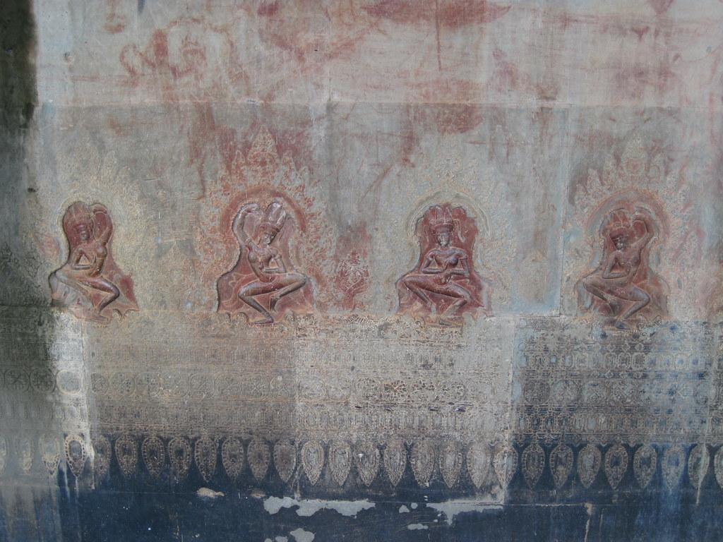 Quatre Apsara