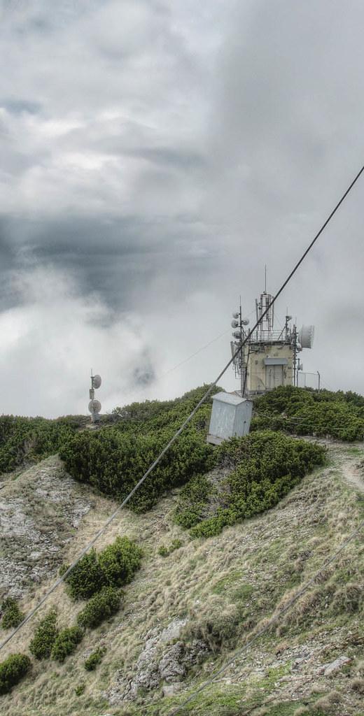 Ceahlău Massif Antena Station