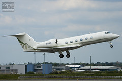 M-YGLK - 4137 - Private - Gulfstream G450 - Luton - 100621 - Steven Gray - IMG_5599
