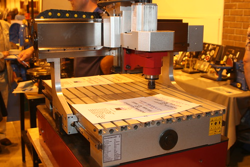 BSMEE: CNC Gantry Mill