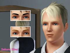 Eyebrow01 for MYA/A