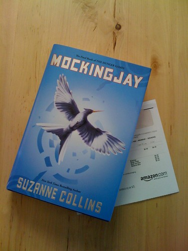 (Not) reading Mockingjay