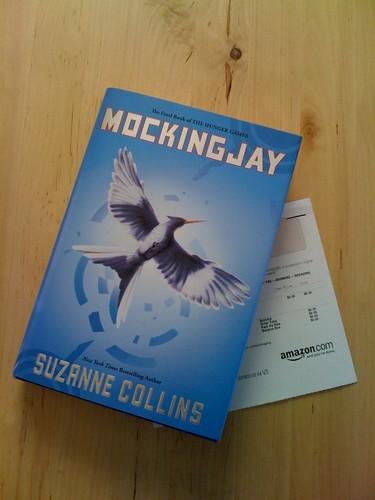 (Not) reading Mockingjay