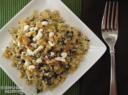 Alta's Quinoa Salad 2