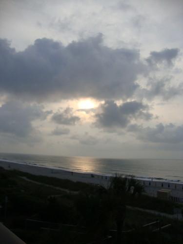 glimpse of sun 8/24/10