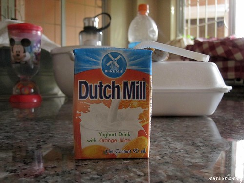 dutch mill yogurt drink