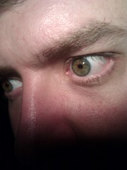 Day 308 (newjerseydan) Tags: selfportrait macro eyes eyeball 365 digitalcameraclub project365 365days