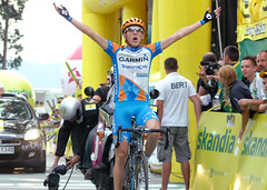 Dan Martin winning in Poland