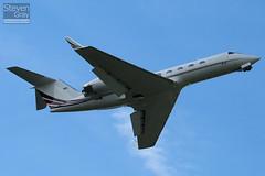N408QS - 1308 - Netjets - Gulfstream IV SP - Luton - 100615 - Steven Gray - IMG_3770