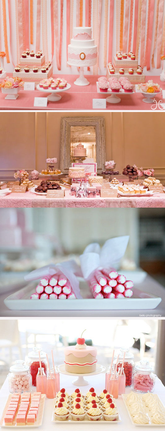 Today its evolved into something of a wedding phenomenon the dessert bar