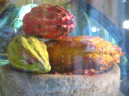 marzipan gourds