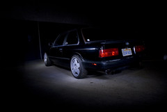 silverknight3 (Stephen Sayer) Tags: black w type e30 r3v borbet scwarz stanceworks