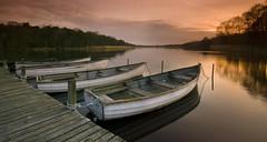 Alls Calm (Anne Adams Photography - LRPS, BPE2* AFIAP) Tags: sunset boats norfolk dapagroupmeritaward dapagroupmeritaward3 dapagroupmeritaward2 amaphotographycouk