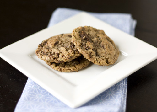 Chocolate Chip & Chunk Cookies