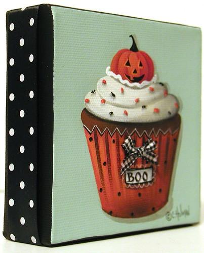 Halloween+Pumpkin+Cupcake+2-1
