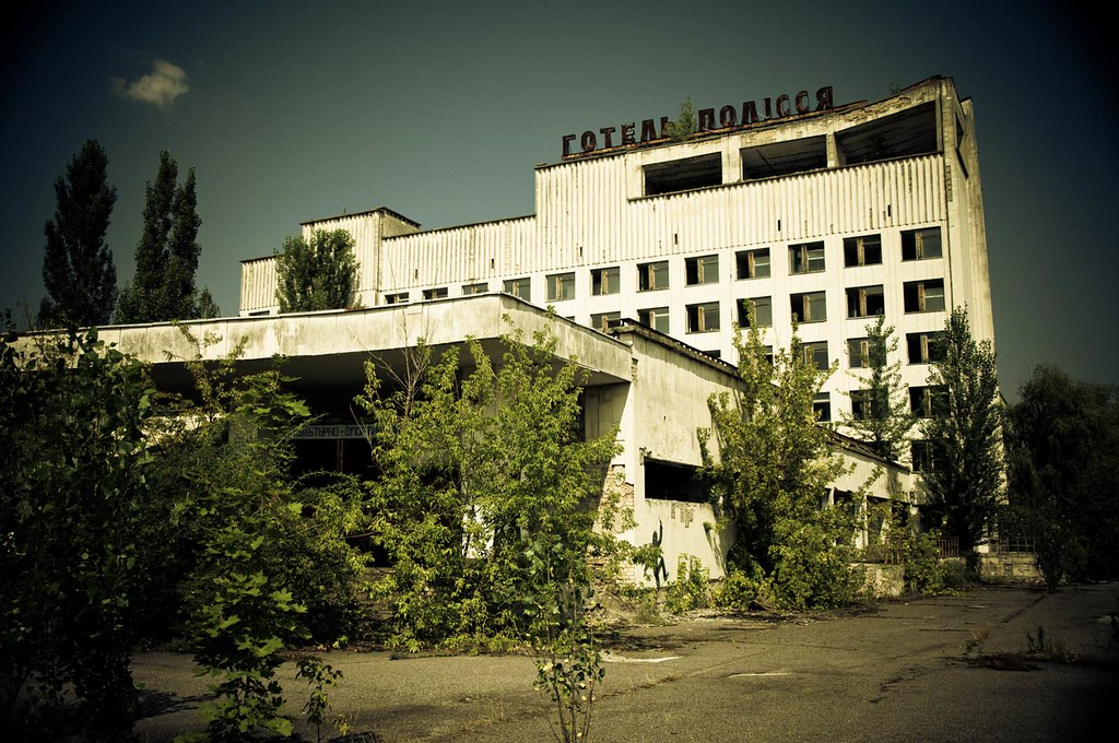 After the nuclear disaster in Ukraine @ ShockBlast