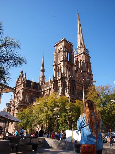 Córdoba: Iglesia del Sagrado Corazón (padres Capuchinos)