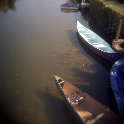 Venice, CA • Canal