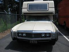 1970 Oldsmobile Toronado GT (aar0on) Tags: ebay 1970 gt rv camper oldsmobile toronado