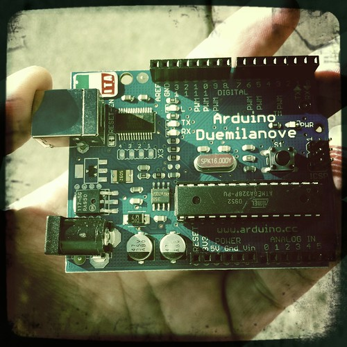 Just bought my first #Arduino board...looking forward to tinkering with it