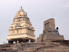 Kempegowda Tower (Ram's35) Tags: india tower bangalore karnataka kempegowda