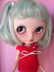 Charlotte, my first blythe