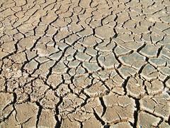 Drought (valebrando) Tags: travel brown lake lago iceland dry drought terra viaggio marrone secco islanda siccità