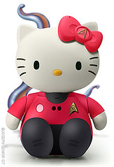 Hello Kitty Trek