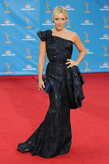 Jane Krakowski at  at the 62nd Primetime Emmy Awards