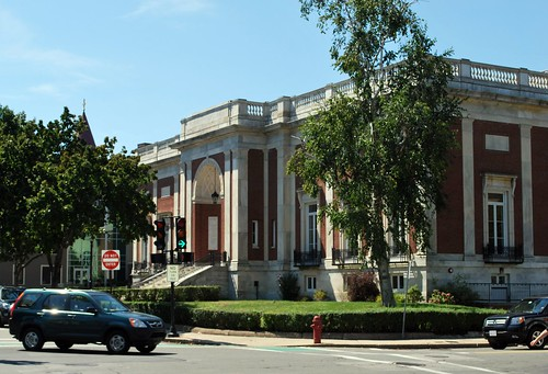 The Beverly Library
